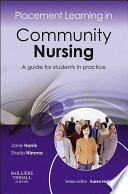 Placement Learning in Community Nursing   E book