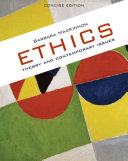 Ethics  Theory   Contemporary Issues   Concise Edition