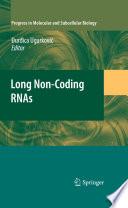 Long Non Coding Rnas book