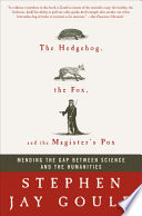 The Hedgehog  the Fox  and the Magister s Pox