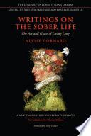 Writings on the Sober Life