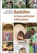 Back  fen im Garten und Haus selbst gebaut
