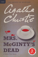 download ebook mrs. mcginty\'s dead pdf epub
