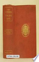 The Statesman S Year Book book