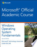 Exam 98 349 Windows Operating System Fundamentals 2E