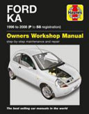 Ford Ka Service And Repair Manual