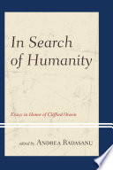In Search of Humanity