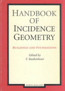 Handbook of Incidence Geometry