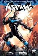 Nightwing the Rebirth 1
