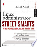 Linux Administrator Street Smarts