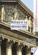 illustration du livre Rapport du groupe de travail sur l'avenir des institutions
