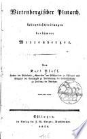 Wirtenbergischer Plutarch
