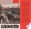 De Volkshogeschool in Nederland 1925-2010