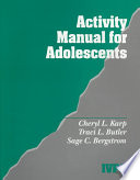 Activity Manual For Adolescents
