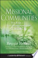 Missional Communities