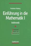 Einf  hrung in die Mathematik I
