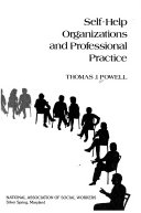 Self Help Organizations And Professional Practice
