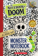 Monster Notebook  a Branches Book  the Notebook of Doom