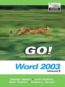 GO  with Microsoft Office Word 2003