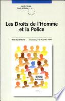Drepturile Omului Si Politia