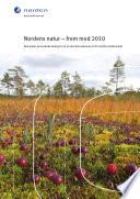 Nordens natur     frem mod 2010