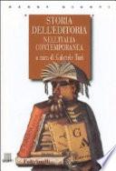 Storia dell editoria nell Italia contemporanea