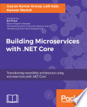 Building Microservices with  NET Core