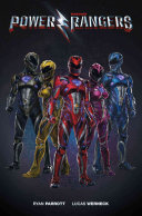 Saban s Power Rangers  Aftershock