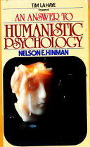 An answer to humanistic psychology