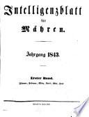 Brünner Zeitung der k.k. priv. mährischen Lehenbank