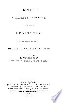 NOTES  CRITICAL AND PRACTICAL  ON THE BOOK OF LEVITICUS  DESIGNED AS A GENERAL HELP TO BIBLICAL READING AND INSTRUCTION : ...