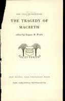 The Yale Shakespeare: Macbeth