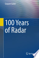 download ebook 100 years of radar pdf epub