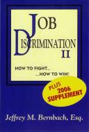 Job Discrimination 2