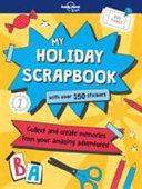 Holiday Scrapbook, My