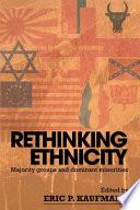 Rethinking Ethnicity