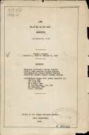 Laws Relating to the Navy  Annotated