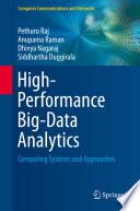 High Performance Big Data Analytics