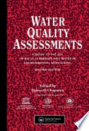 Water Quality Assessments book