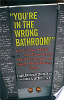 You re in the Wrong Bathroom