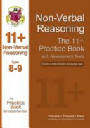 11+ Non-verbal Reasoning Practice Book with Assessment Tests (Age 8-9) for the CEM Test
