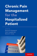 download ebook chronic pain management for the hospitalized patient pdf epub