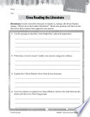 Dragonwings Close Reading and Text Dependent Questions
