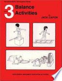 Balance Activities