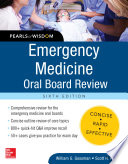 Emergency Medicine Oral Board Review  Pearls of Wisdom  Sixth Edition