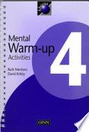Mental Warm Up Activities
