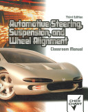 Automotive Steering  Suspension  and Wheel Alignment