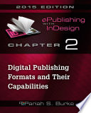 Chapter 2 Digital Publishing Formats And Their Capabilities