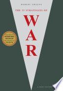 The 33 Strategies Of War Book Cover