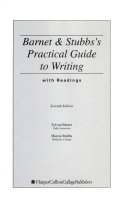 Barnet & Stubbs's Practical Guide to Writing With Readings